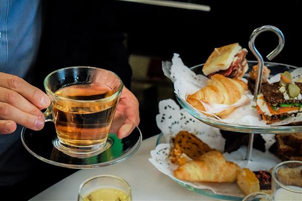 Descubre la hora del té en el hotel Vincci The Mint