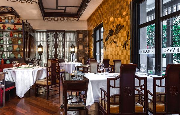 El exclusivo restaurante Tse Yang Villa Magna cumple 20 años