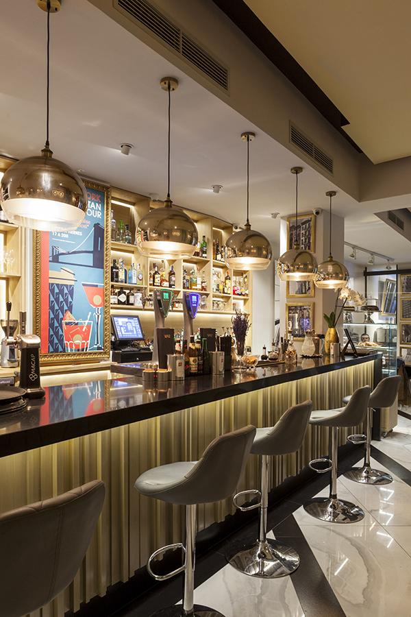 West 42nd, el nuevo restaurante neoyorkino en la Milla de Oro
