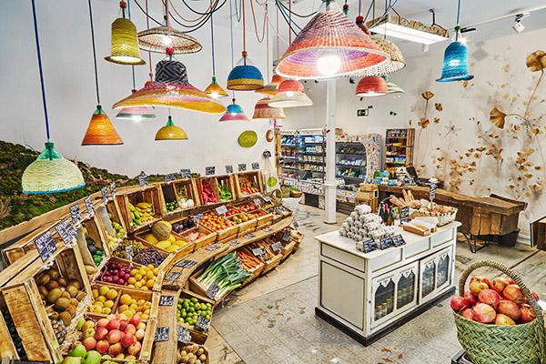 Mercadillo de Olavide: slow life en el barrio de Chamberí