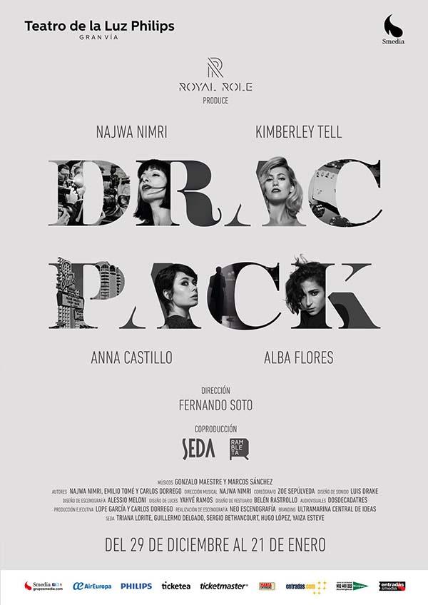 sorteo drac pack madrid hsm3