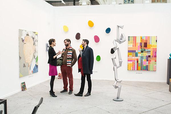 Febrero, el mes de las ferias de arte contemporáneo