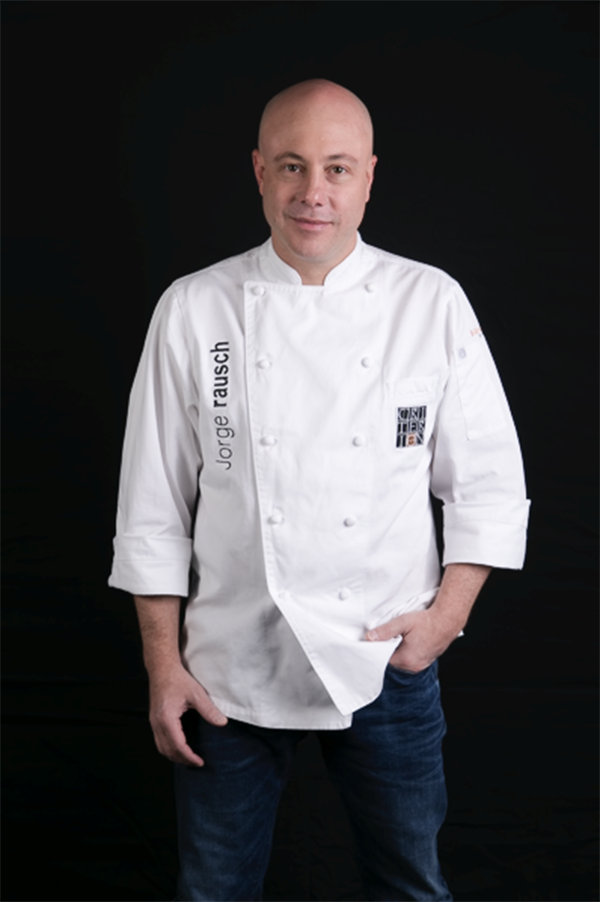 Chef Jorge Rausch