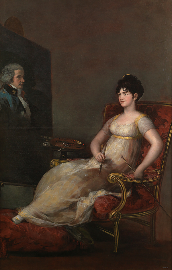 Metapintura, arte moderno y contemporáneo en el Museo del Prado