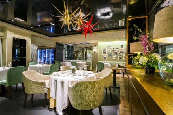 El Restaurante Sandó nos abriga con su menú de invierno