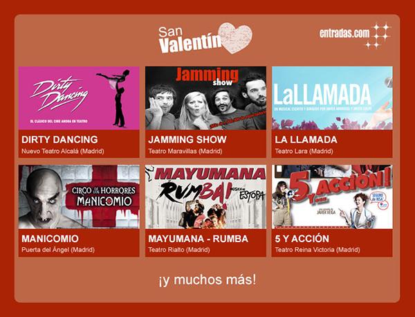entradas.com san valentin