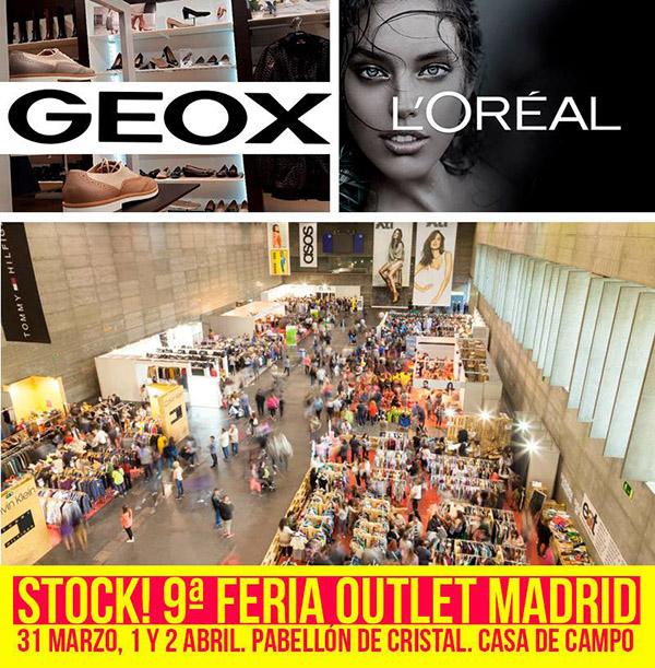 Ganador del sorteo de un bono de 30€ para gastar en la Feria Outlet de Madrid
