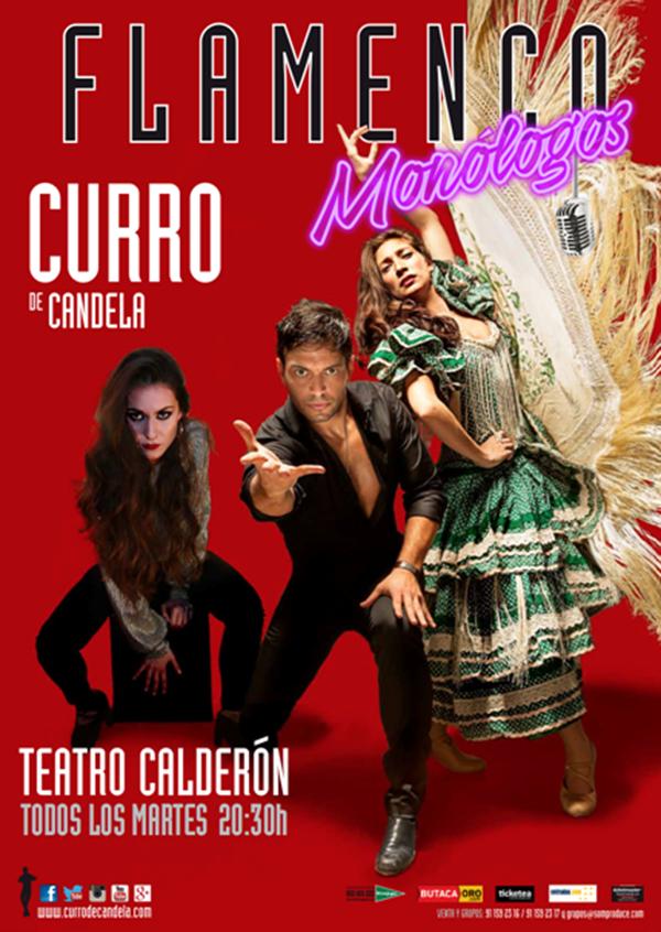 flamenco y monologos madrid hsm1