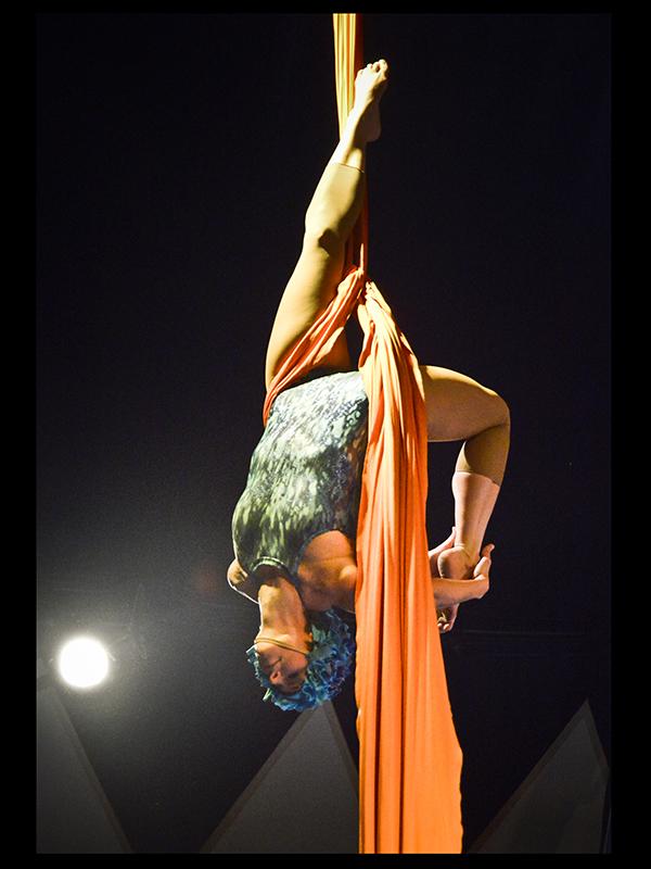 Amelie Magia - Escuela Circo Carampa Kin