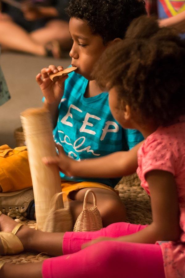 TEATRALIA: danza, teatro y títeres para niños y jóvenes