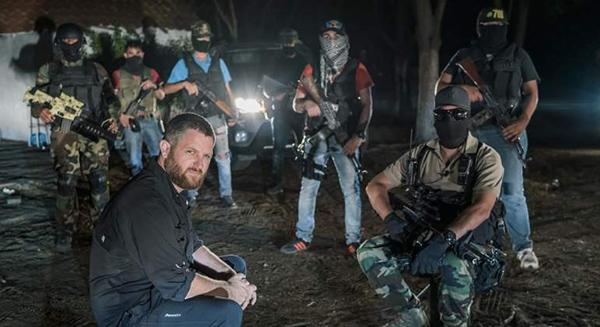 Un reportero entre narcos: tienes una cita con David Beriain