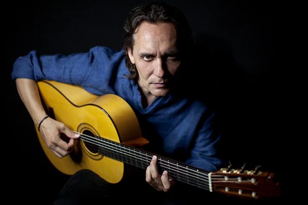 Suma Flamenca da el pistoletazo de salida con Vicente Amigo
