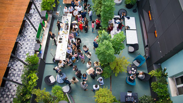terraza the place to be madrid hsm