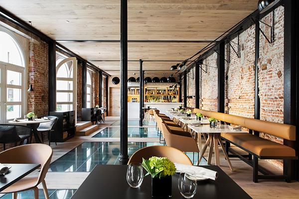 Restaurante Dos Cielos Madrid