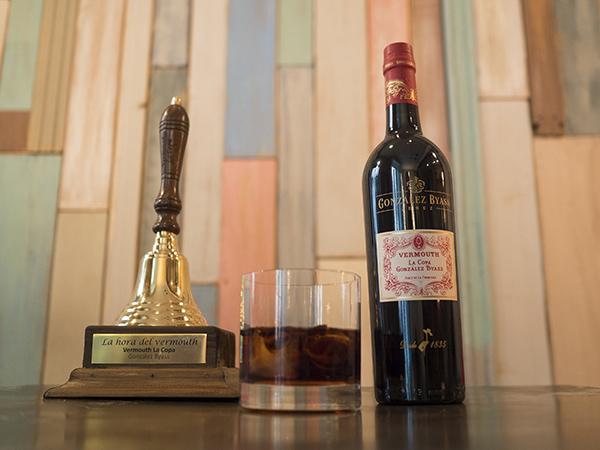 Llega la hora del vermouth con González Byass