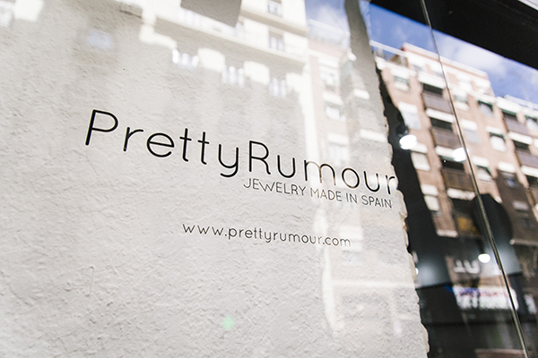 La firma de joyas Pretty Rumour abre su primera flagship