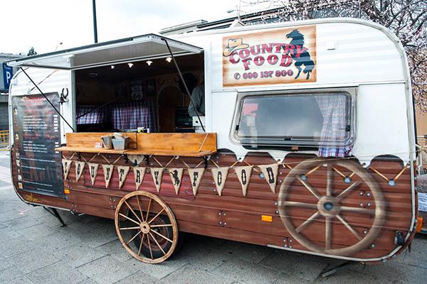 Llega el triplete de la Expo Food Trucks