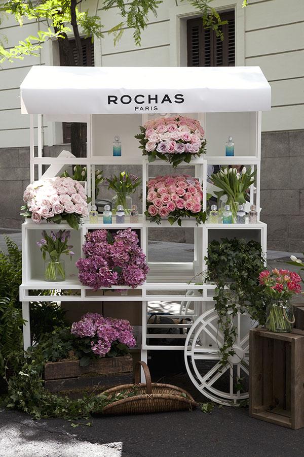 El Mercado de las Flores en la zona de Jorge Juan
