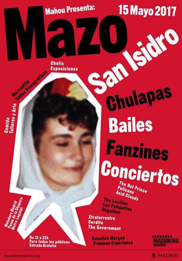 Mazo San Isidro en Matadero