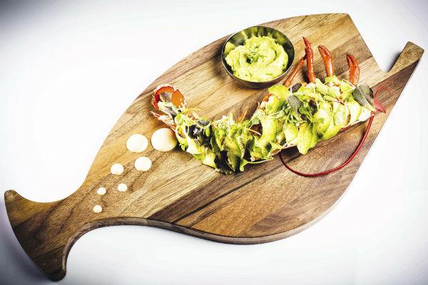 Bibo Garcia platos de verano hsm