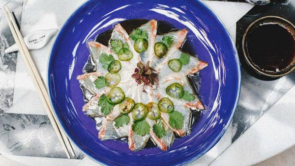 Chow chow platos de verano hsm