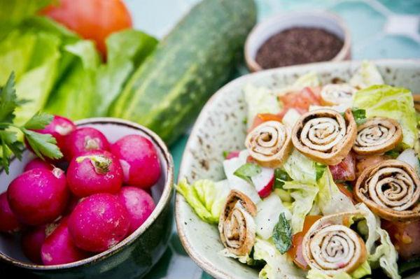 Du Liban platos de verano hsm