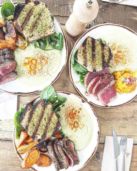 Honest greens platos de verano hsm