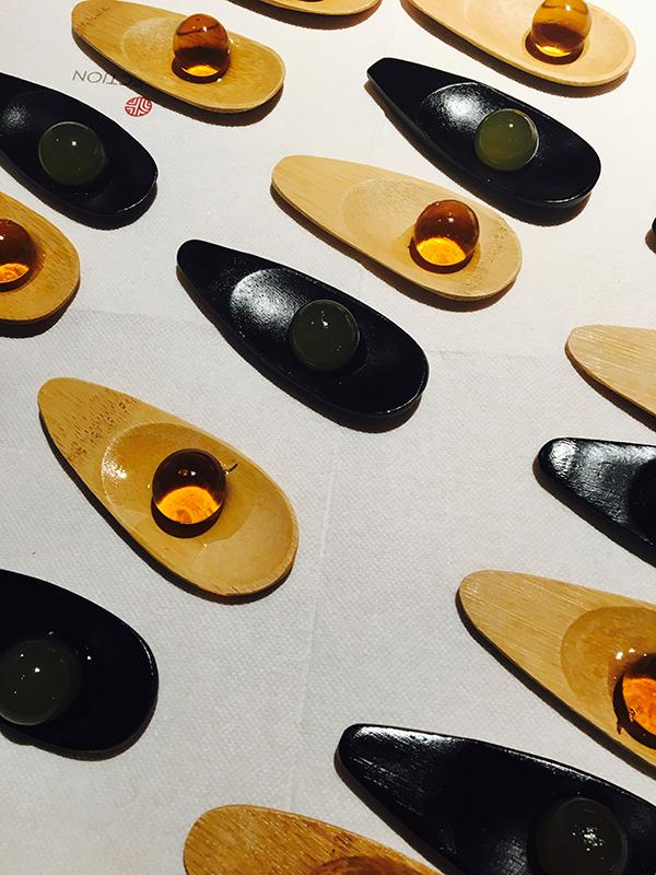 Perlas de cocktail Martell de Pernod Ricard