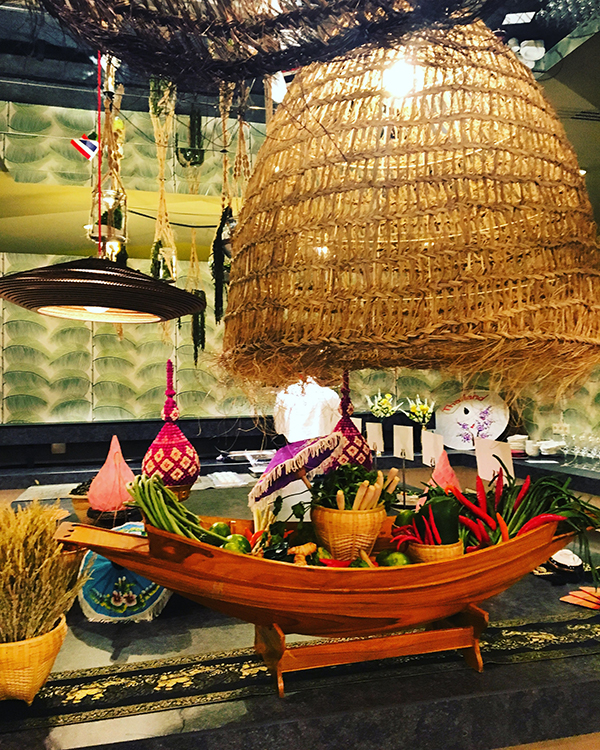Jornadas gastronómicas tailandesas con NH Collection Eurobuilding