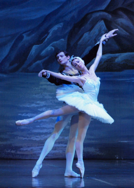El Lago de los Cisnes en el Teatro de la Luz Phillips Gran Vía