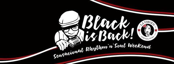 Blackisback! Weekend celebra su 6ª edición el 17 y 18 de junio