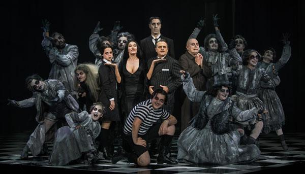 La Familia Addams llega a Madrid