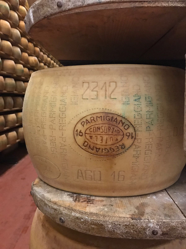 ¡Cheese lovers! Llega la Parmigiano week a Poncelet