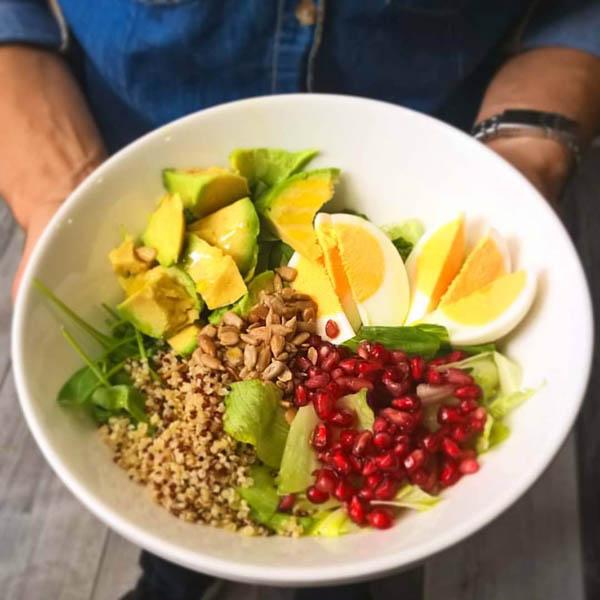 Pinale salad - revista hsm