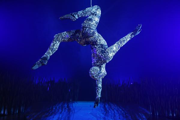 Totem, el nuevo espectáculo de Cirque Du Soleil en Madrid
