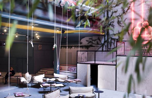 Sala Equis, el nuevo multiespacio cultural de Madrid