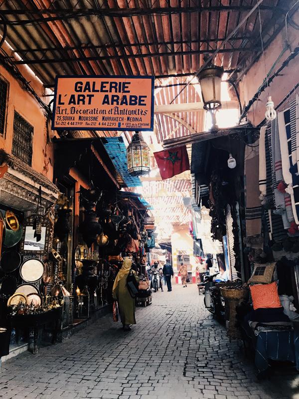 Descubre Marrakech y su magia