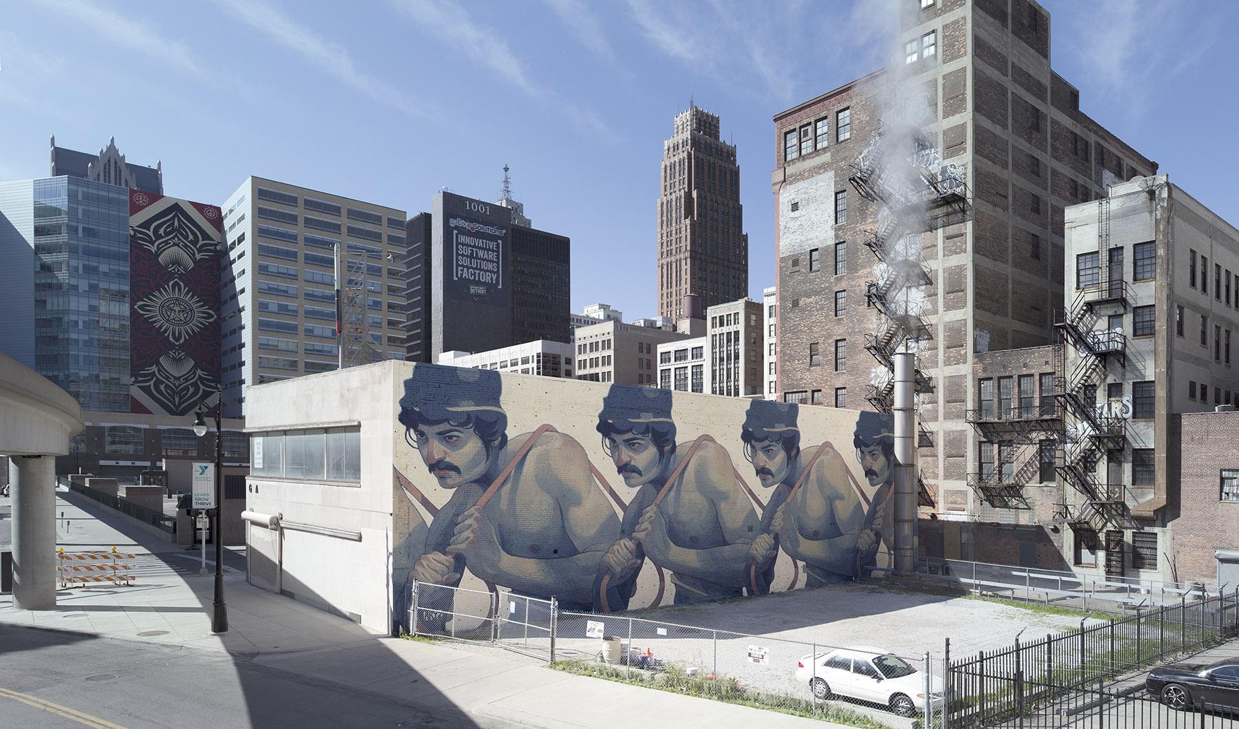 Urban Xcape, arte urbano en una ubicación secreta este fin de semana