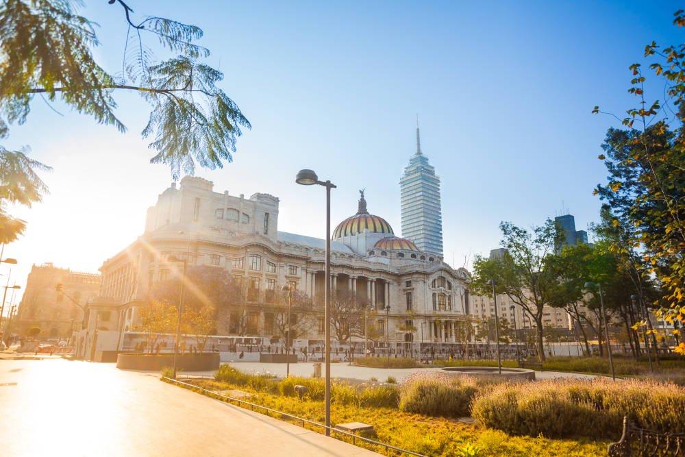 Ciudad de México, la metrópoli que lo tiene todo