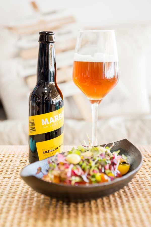 Nace Cerveza Marbella, la cerveza artesana del sur
