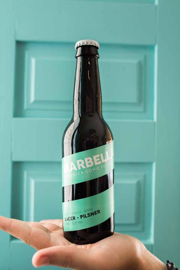 cerveza marbella