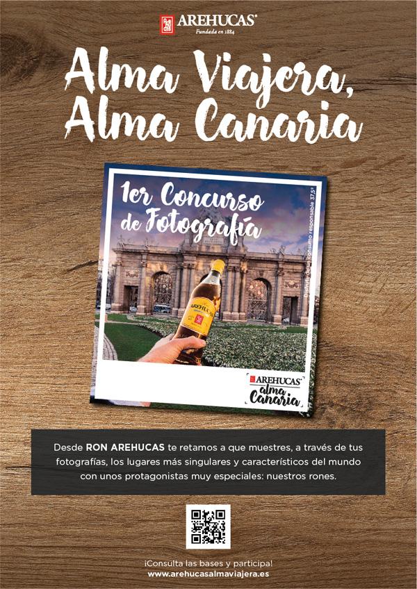 Alma viajera, alma Canaria: el concurso de fotografía de Ron Arehucas