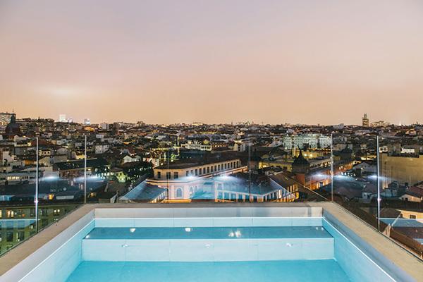 dear hotel terraza