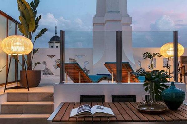 radio hotel me terraza