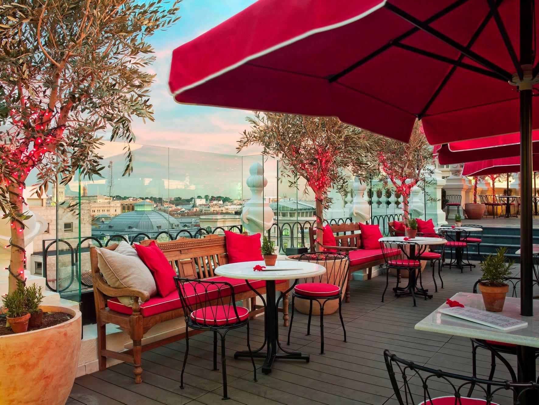 Las mejores terrazas de Madrid: The principal