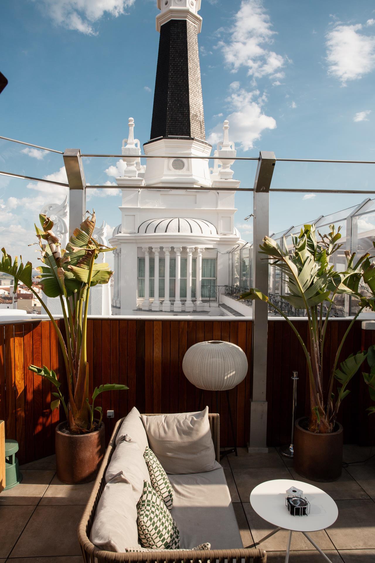 Las mejores terrazas de Madrid: Radio Me Hotel
