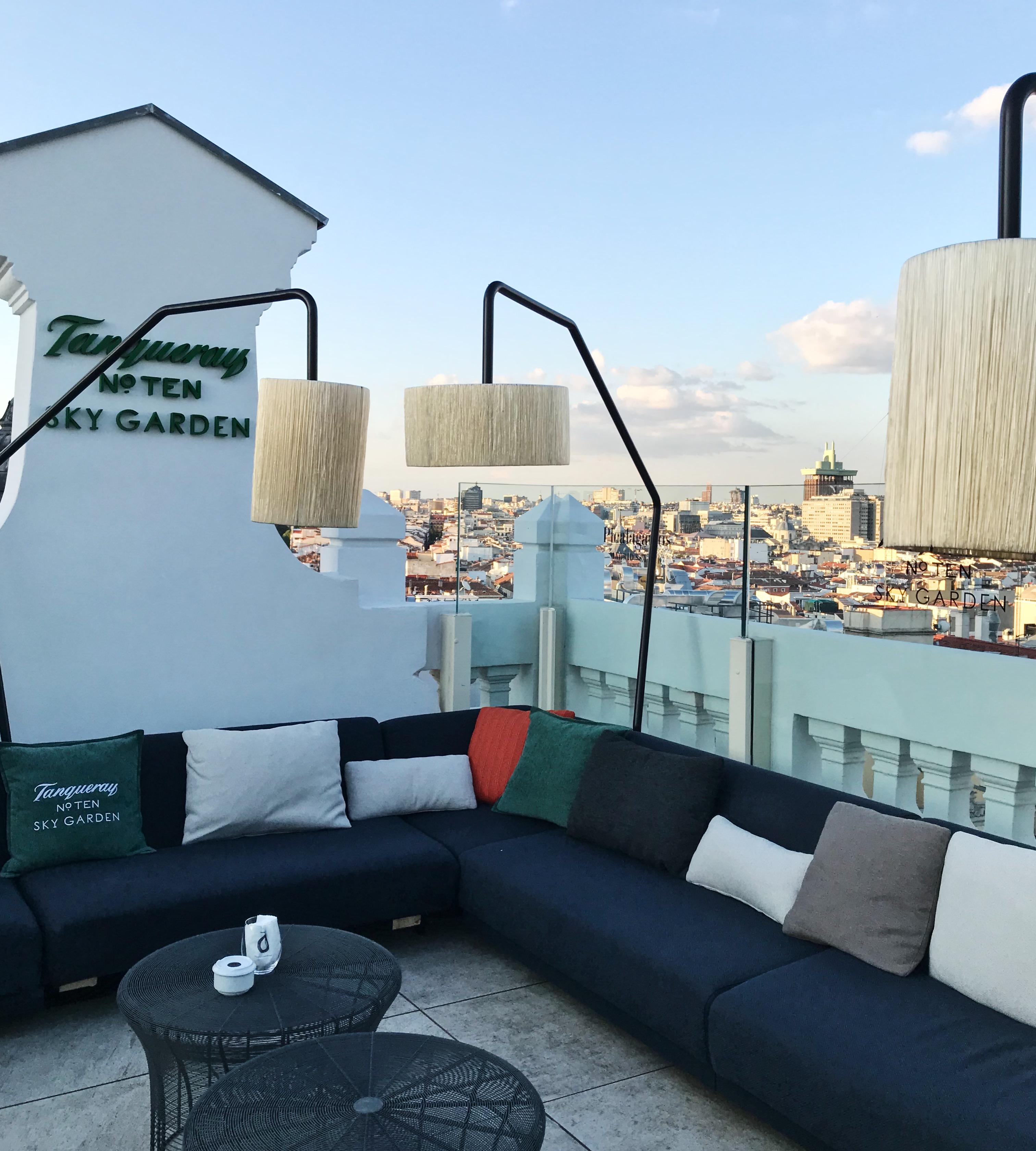 Las mejores terrazas de Madrid: Picalagartos