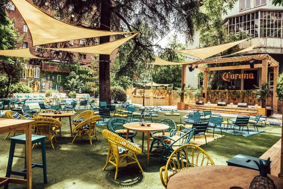 Las mejores terrazas de Madrid: Casa Corona Madrid