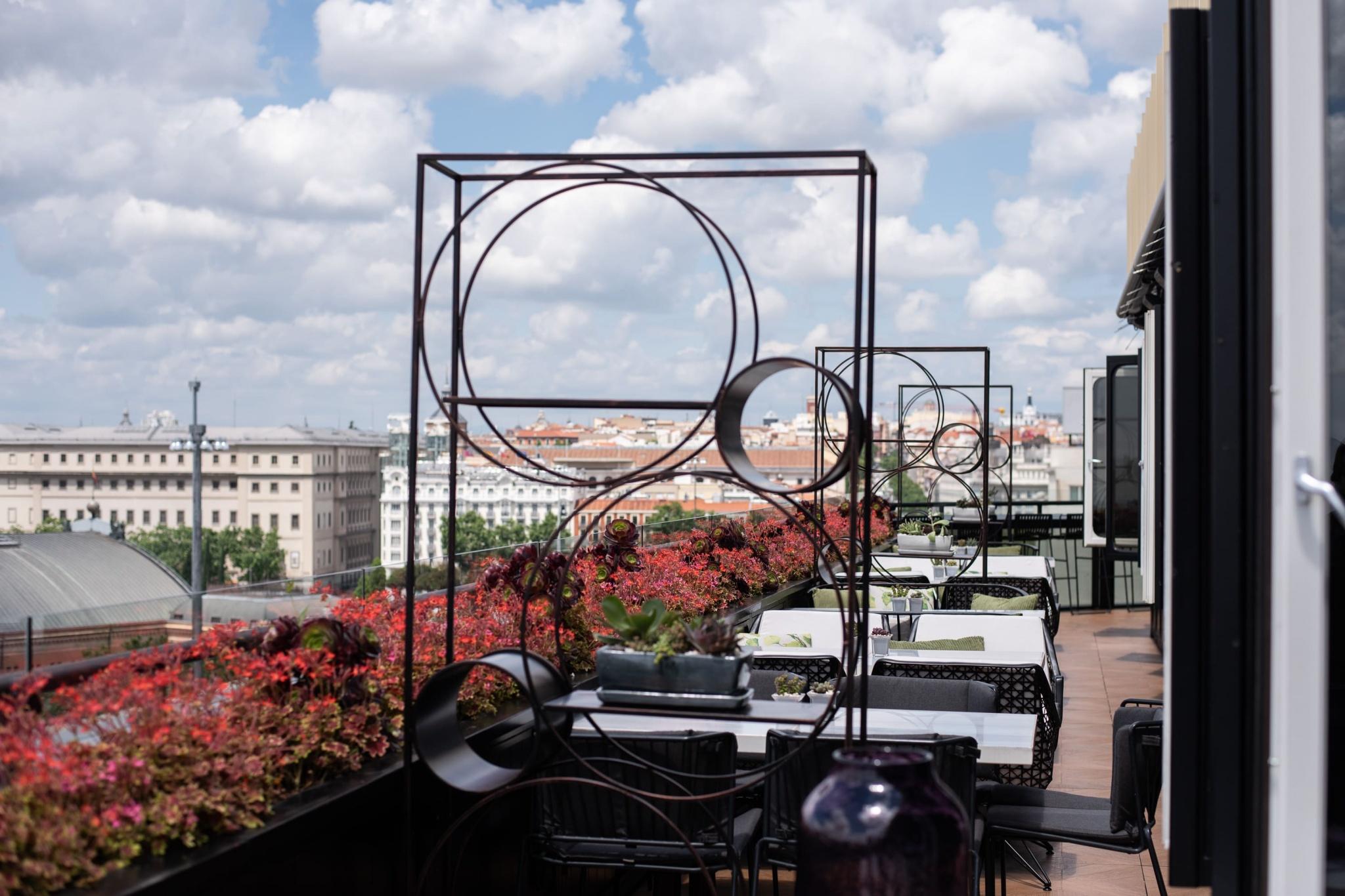 Las mejores terrazas de Madrid: ONLY YOU SEP7IMA