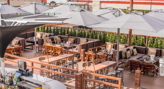 Las mejores terrazas de Madrid: ZIELOU